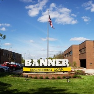 Banner Engineering products are available in Ontario and Eastern Canada.