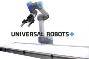 Dorner Conveyor Plug-In for Simplified Automation with Universal Robots
