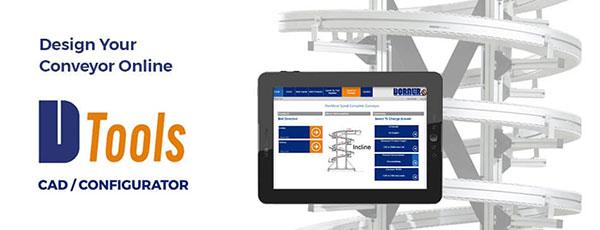 Design Your Conveyor Online - Dorner D Tools