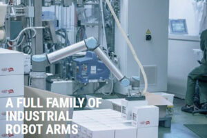 UR Cobots Family