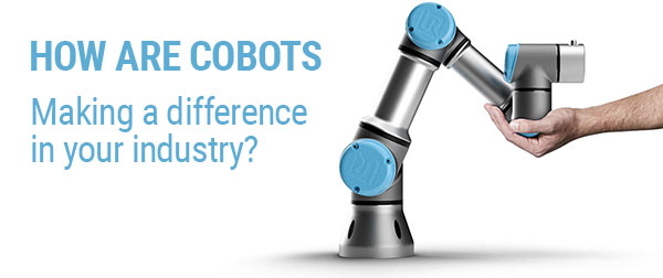 Cobots in industries