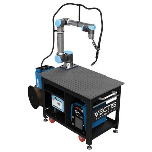 A Vectis fully integrated robotic welder