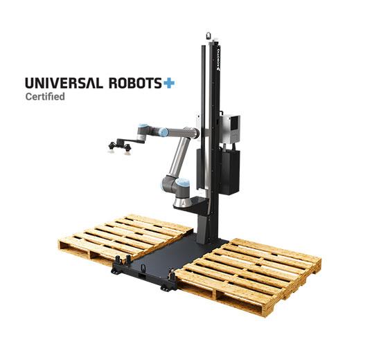 Robotiq Palletizing Solution