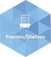 Mir Application - Frames/Shelves