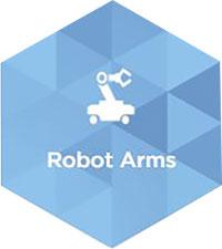 MiR Application - Robotic Arms